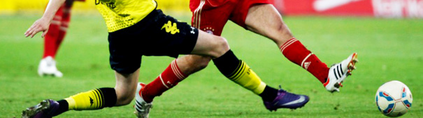Dortmund - Bayern Supercup 2013