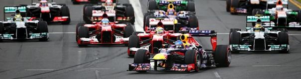 Formel 1 GP Hungaroring