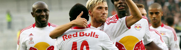 Red Bull Salbzburg Champions League