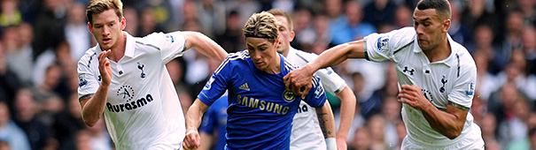 Derby Tottenham Hotspur - Chelsea