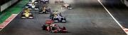 Start F1 GP Singapur