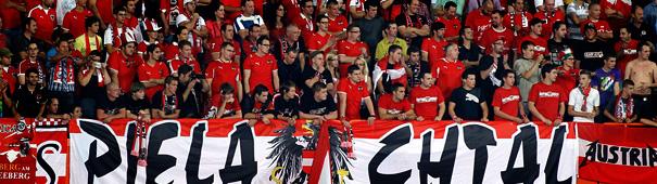 Österreich Fans
