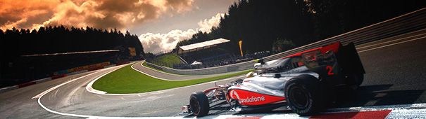 Formel 1 Grand Prix von Belgien Spa-Franchorshamps