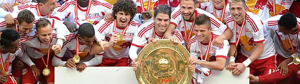Salzburg österreichischer Meister 2013/14