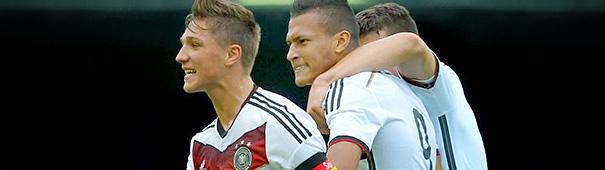 Deutschland U19-Nationalmannschaft 2014