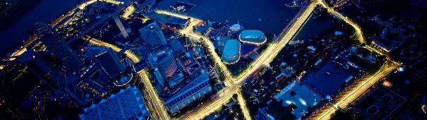 Formel 1 GP Singapur