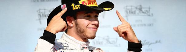 F1 GP USA Texas