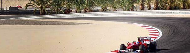 Formel 1 Grand Prix Bahrain