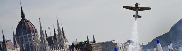 Red Bull Air Race Budapest 2015