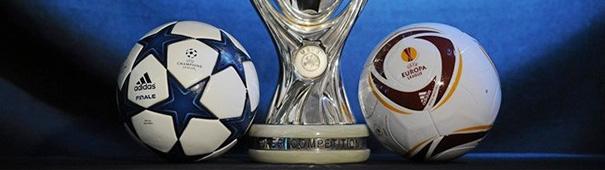 UEFA Supercup, Champions League vs. Europa League