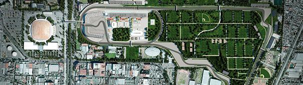 Formel 1 GP Mexiko