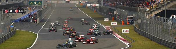 F1 Grand Prix Shanghai