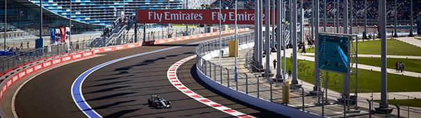 F1 Grand Prix Russland