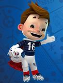 EURO 2016 Maskottchen