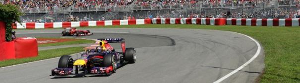 Formel 1 Grand Prix Kanada