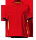 Fußball-EM 2016, Trikot Spanien