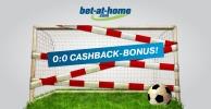Cashback zur Champions League