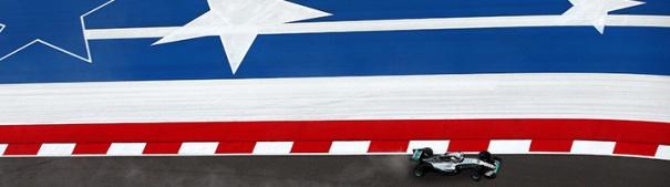 Formel 1 GP USA