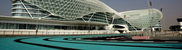 Formel 1 GP Abu Dhabi