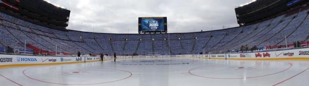 NHL Centennial Classic und NHL Winter Classic