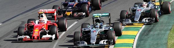 Formel 1 Grand Prix Australien