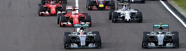 Formel 1 Saisonvorschau 2017