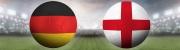 Freundschaftsspiel Deutschland vs. England