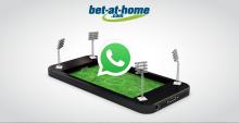 WhatsApp-Service bet-at-home.com