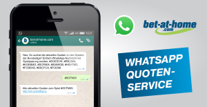 WhatsApp Quoten-Service
