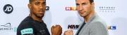 Boxen Anthony Joshua vs. Wladimir Klitschko