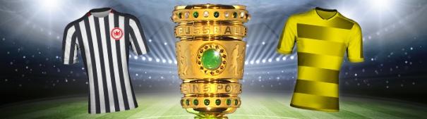 Finale DFB-Pokal 2017 Eintracht Frankfurt - Borussia Dortmund