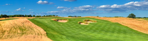 Golf U.S. Open 2017 in Erin Hills