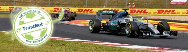 Grand Prix Ungarn mit TrustBet