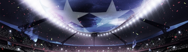 Champions League Stadion