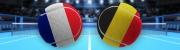 FRA - BEL - Davis Cup Finale 2017