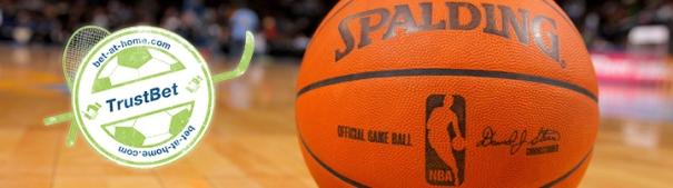 NBA Playoffs mit TrustBet Blog Header