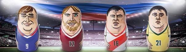 Fußball-WM 2018 Gruppe C