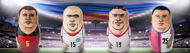 Fußball-WM Gruppe G