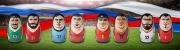 WM 2018 - Saudi Arabien vs. Ägypten, Uruguay vs. Russland, Spanien vs. Marokko, Iran vs. Portugal