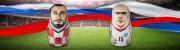 WM 2018 - Halbfinale Kroatien - England
