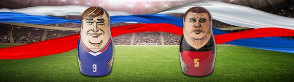 Blog Header WM Halbfinale Frankreich - Belgien