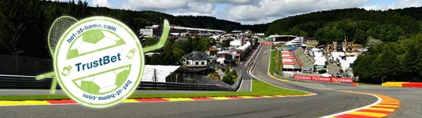 Formel 1 GP Belgien Spa
