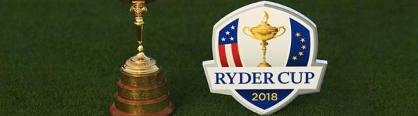 Blog Header Golf Ryder Cup 2018