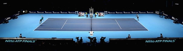 ATP Finals 2018 London Blog Header