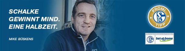 S04 Promi-Tipp Mike Büskens