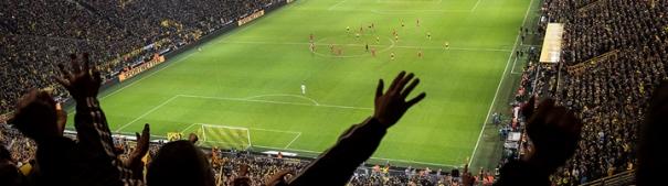 Top-Ligen Fußball Blog Header