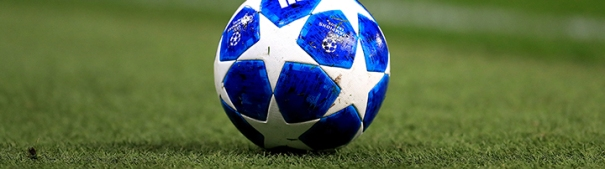 Champions League Blog Header