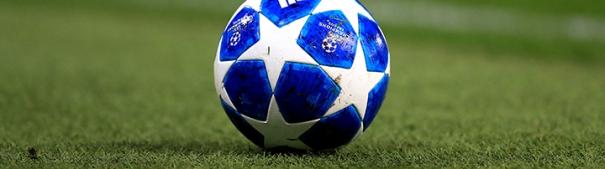 Champions League Blog Header