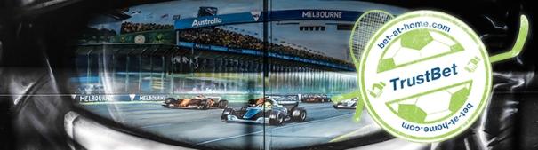 F1 GP Australien TrustBet