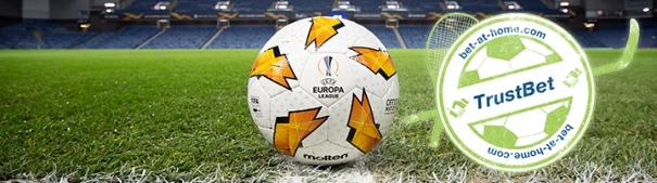 Blog Header TrustBet Europa League